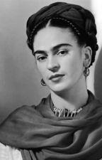 Frida Kahlo  by _Tamagochi9_