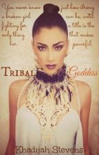 Tribal Goddess by Khadijah_Stevens