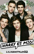¡Harry es mio! »[Larry, Zarry, Narry, Lirry]« by lilianastyles22