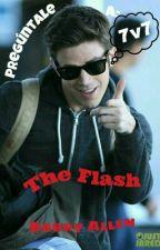 Pregúntale a Barry Allen /The Flash by Chris-Noir