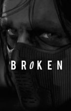 Broken // Sequel To Saving Her [ON HOLD] by haailley
