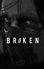 Broken | two by pomaiokalani