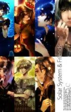 Hetalia Zodiac Signs Book by ChibiSpace-Chan