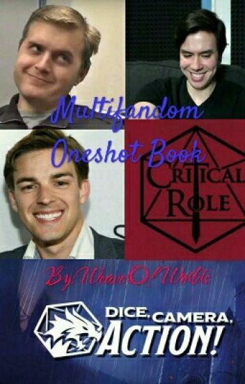 Multifandom Oneshot Book