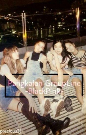 1☁Group Line Black Pink X IKON X WINNER X BIGBANG.