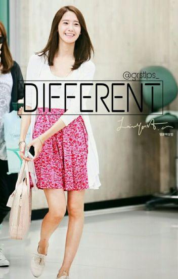 DIFFERENT [EXO SEHUN FF]