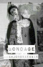 BONDAGE/ESARET[HANHUN] by kkamjongBaekkie