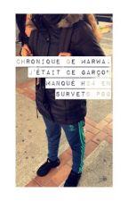"""""""Chronique de Marwa: J'était ce garçon manqué toujours survets Psg .."""" by QLF_233"""
