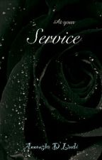 At Your Service by Anushamadhu