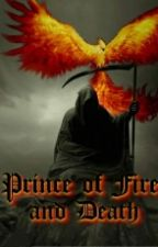 Larwenia Band 5 - Prince Of Fire And Death by Larwenia0