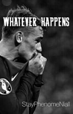 WHATEVER HAPPENS - A.Griezmann by StayPhenomeNiall