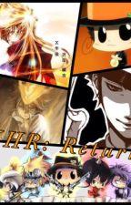 KHR: Return  by kuroh_akuma