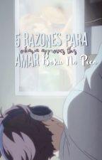 5 Razones Para Amar Boku No Pico by pxragrphs-
