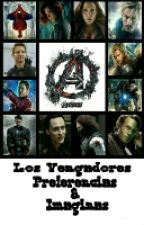 Los Vengadores. Preferencias & Imaginas by Srta_Irwin1D