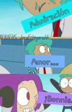Admiración, Amor, ¡Bonnie! - #FNAFHS BonxBonnie by MarshmelloKat