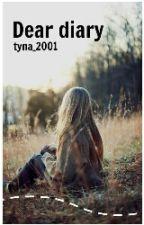 Dear Diary  by tyna_2001