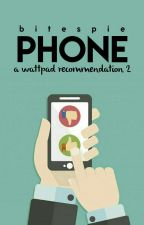 Phone 2 by bitespie