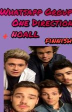 Whatsapp Group||One Direction & Noall ||Finnish by norppa__1D