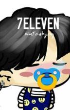 7eleven ×taetae by peachyung-