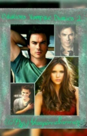 Citations Vampire Diaries 2