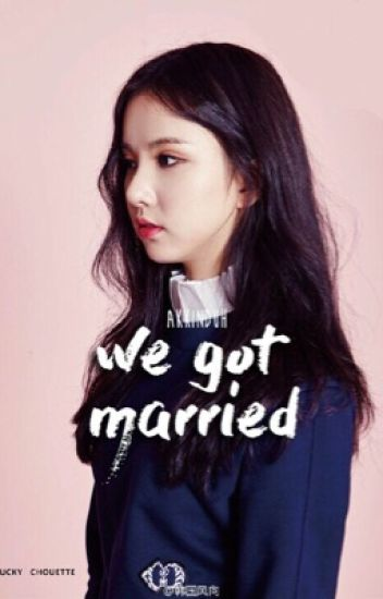 we got married + seulmin