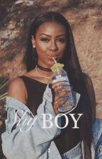Shy Boy (BWWM) by jbalwayshere