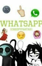 WhatsApp Creppypasta  by the_lovegirlgalaxy5