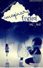 Imaginary Friend- Garmau AU by _RileyWrites_