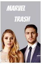 Marvel Trash  by LorraineSloman