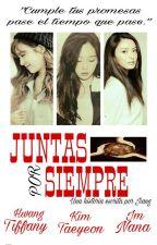 Juntas por siempre (TaeNy) by Jiang_21