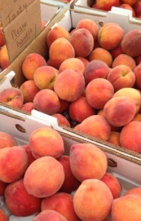 peaches || random by aviforis