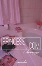 princess.com [l. hemmings au] REWRITING  by -merdes