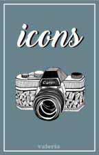 Icons by ValeriaRguezAguilar