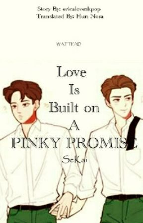 Love is built On A Pinky Promise by Hun_Nora