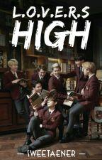 LOVER'S HIGH : SKOOL LUV AFFAIR [ V X BTS ] by taeinlee