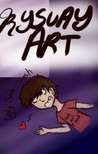 KYSuAY's Art Book! by KYSuAY