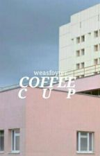 coffee cup ❀ magcon by weasfoyter