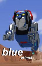 Blue ;; Tradley. by artmst