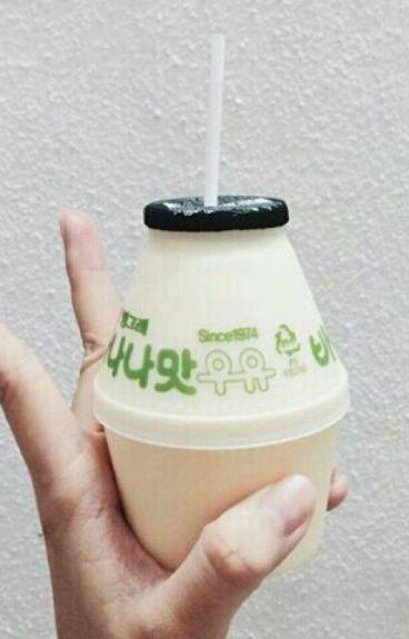 banana milk // chanbaek