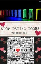 Kpop Dating Doors by dopemaemae
