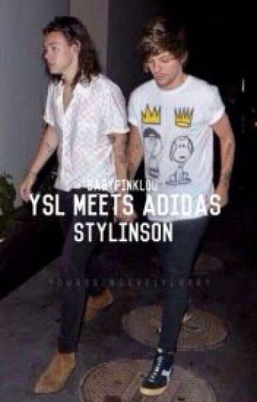 YSL meets Adidas | l.s [Traducción al Español] [Actualizaciones lentas]