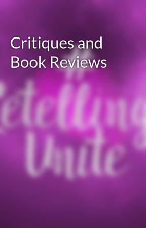 Critiques and Book Reviews by RetellingsUnite