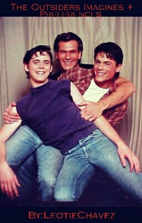 The Outsiders Imagines + Preferences - Dating Ponyboy Would Include