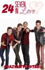 24/seven in Love // Big Time Rush by crazylittleotaku