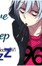 Servamp Kuro X Reader Love Sleep by albatros_99
