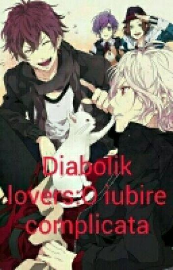 Diabolik Loves-O iubire complicată