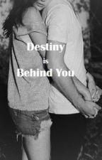 Destiny is behind you by CoryCasoli