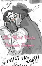 Du Bist Mein Favorit, Sniper. ||SniperXMedic|| •Actualizaciones Lentas• by -HeyMatryoshka