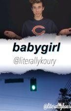 babygirl || hbr  by literallykoury