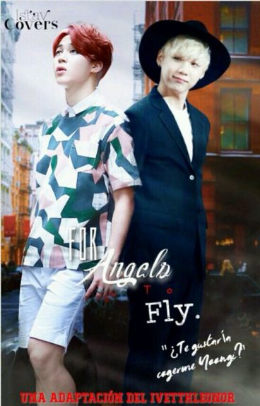 |For Angels To Fly| YoonMin